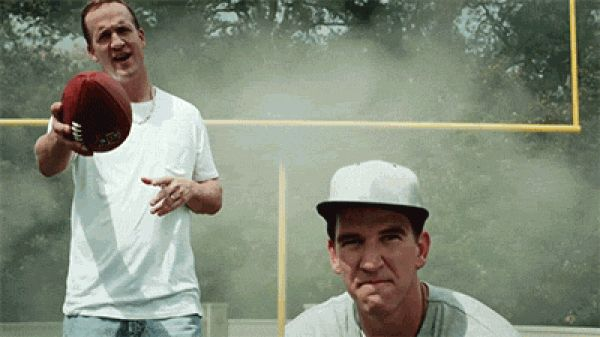 "Watch Peyton Manning, Eli Manning rap ""Fantasy Football Fantasy"" for DirecTV"