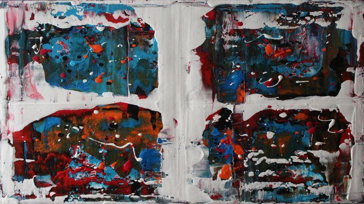 acrylic painting No348