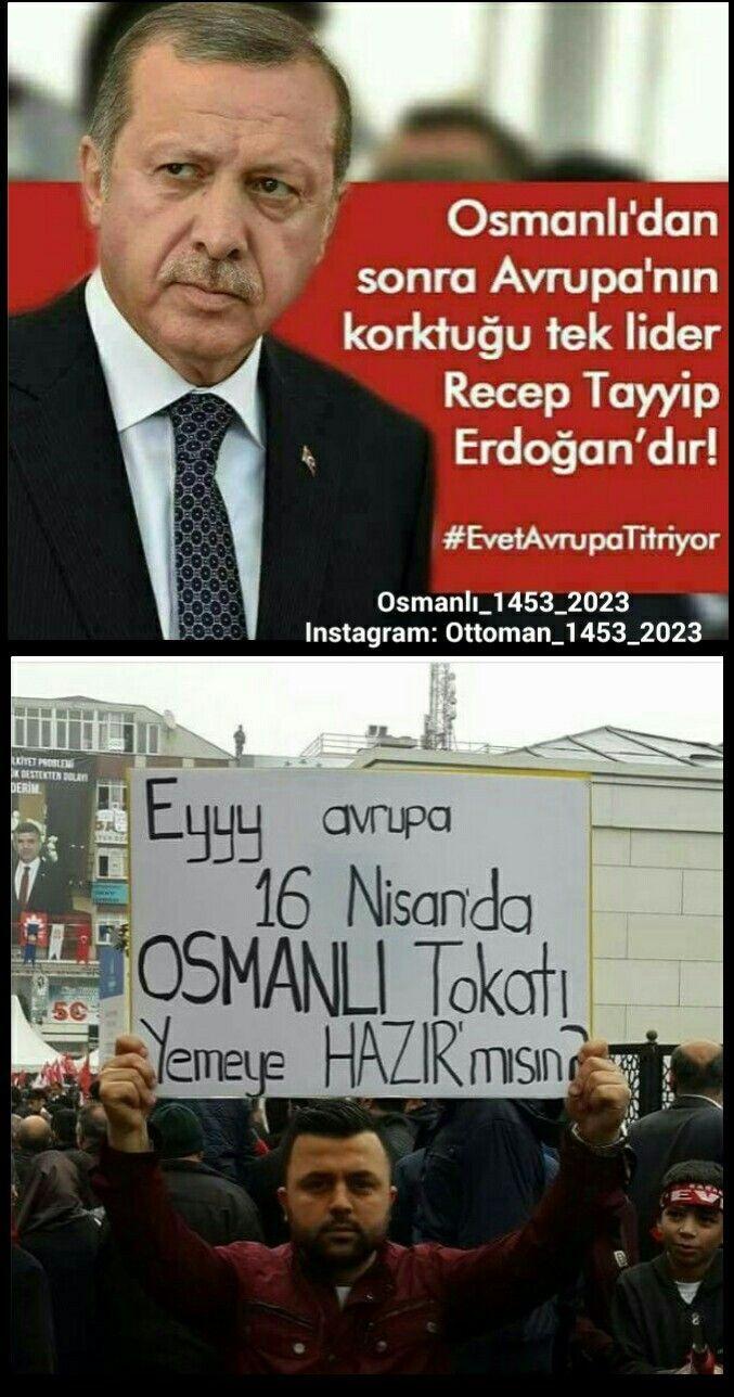 #Türk #Turan #Bozkurt #RecepTayyipErdoğan #Evet #BaşkanlıkSistemi #Avrupa #İngiltere #Hollanda #Türkiye #OsmanlıDevleti #OsmanlıTokatı #RecepTayyipErdogan