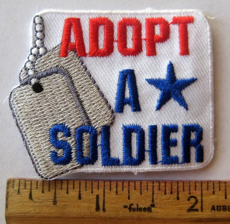 Image result for Adopt-a US. Soldier