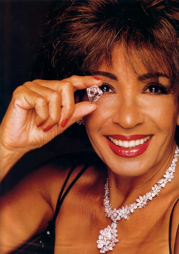 Diamonds are Forever.  Dame Shirley Bassey.