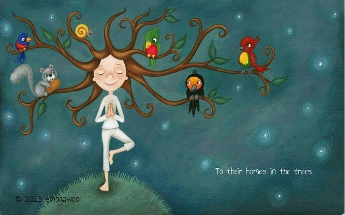 Yoga para crianças                                                                                                                                                                                 More