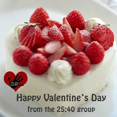 Happy Valentine's Day to all our supporters. May your day be filled with heaps of love! And remember that Jesus loves you the most. http://www.2540.org