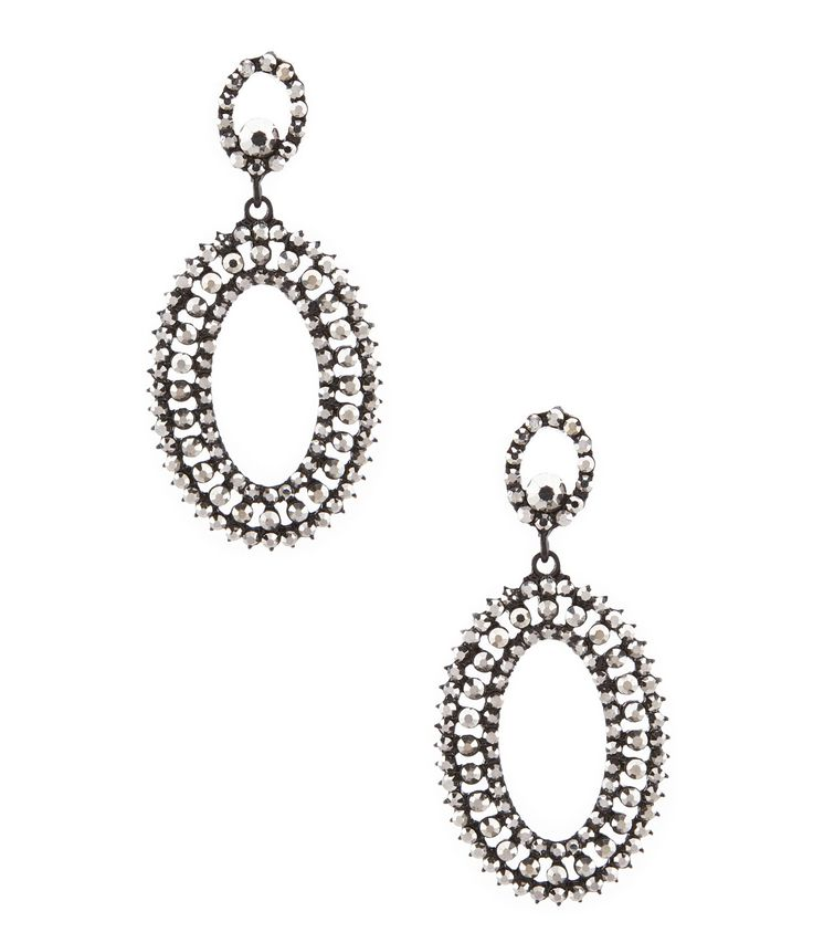 Shop for Anna & Ava Oval Statement Drop Earrings at Dillards.com. Visit Dillards.com to find clothing, accessories, shoes, cosmetics & more. The Style of Your Life.