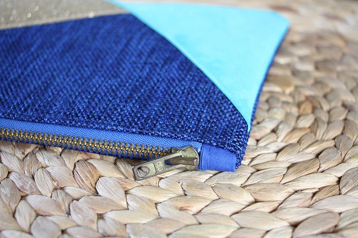 pour mes jolis mômes, mais pas que...: Une trousse, un zip et une astuce pour des angles parfaits ! (tuto)