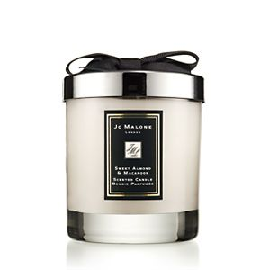Sweet Almond & Macaroon Home Candle   > Home Candles > For The Home