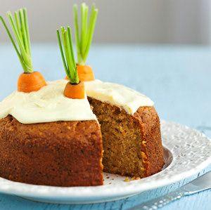 Porkkanakakku
