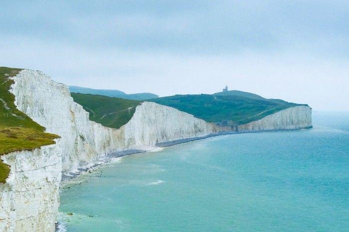 British coastline: Sussex