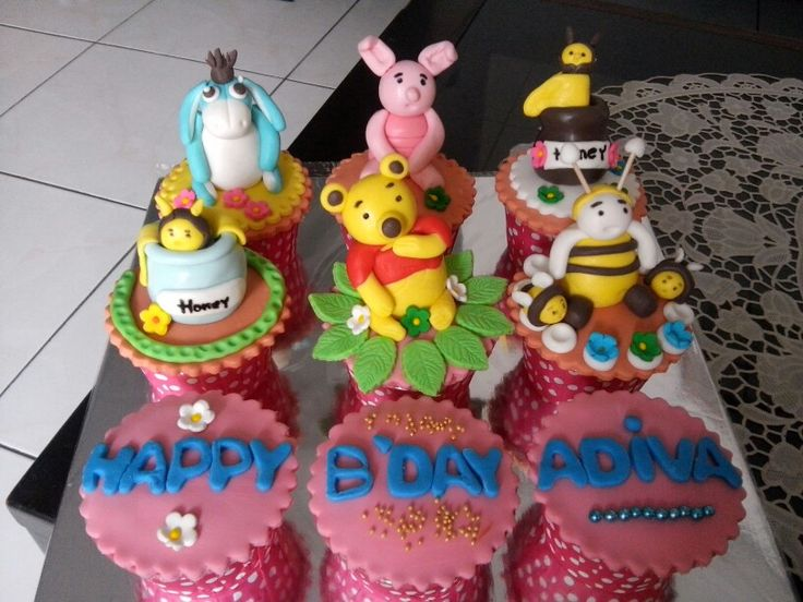 3D Cup Cakes Info. 0896 6427 4855