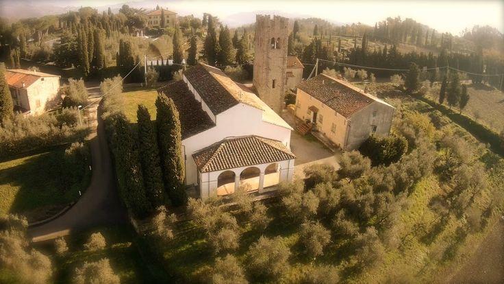 Pieve S.Stefano - Monte S.Quirico, Lucca italy [VIDEO]