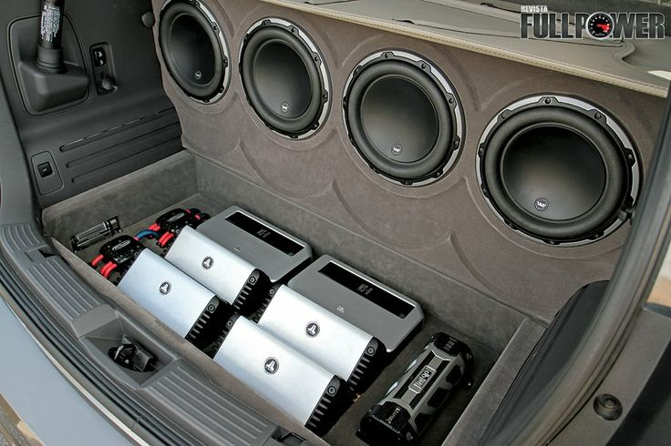 sema jl audio Ford Edge   Car Audio Custom installs ...