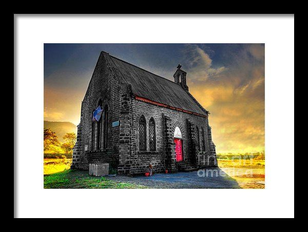 Church Framed Print By Charuhas Images
