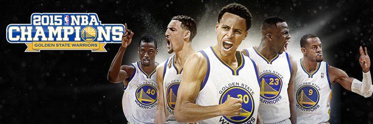 2015 NBA Champions - Twitter