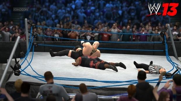 Novo trailer de WWE 13 mostra os mais de 80 lutadores em ação