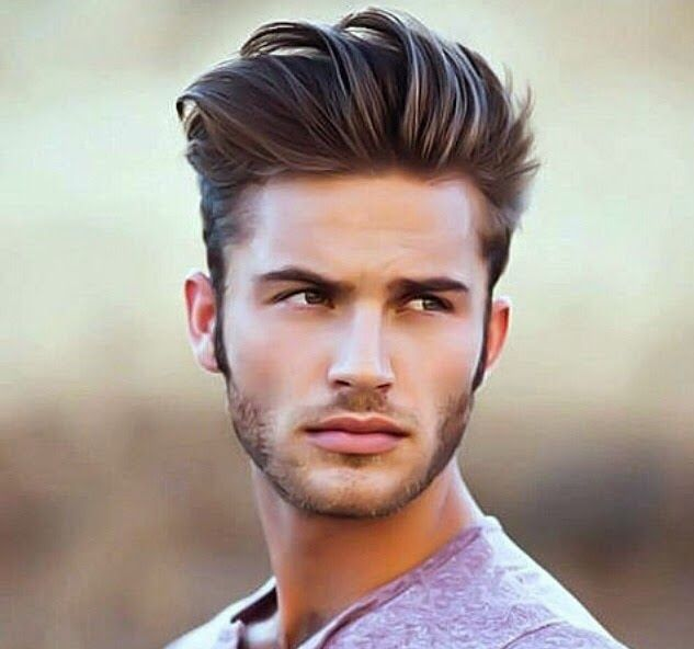 Awesome 1000 Images About Men39S Hairstyles On Pinterest Latest Men Hairstyles For Women Draintrainus