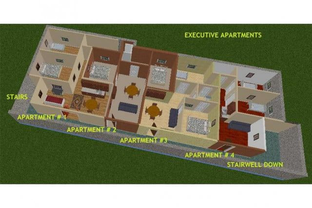 the facility is an underground bunker selling for 17 5 million luxury 0012