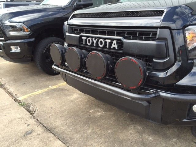 What Have You Done To Your Tundra TRD PRO Today? - Page 32 - TundraTalk.net - Toyota Tundra Discussion Forum