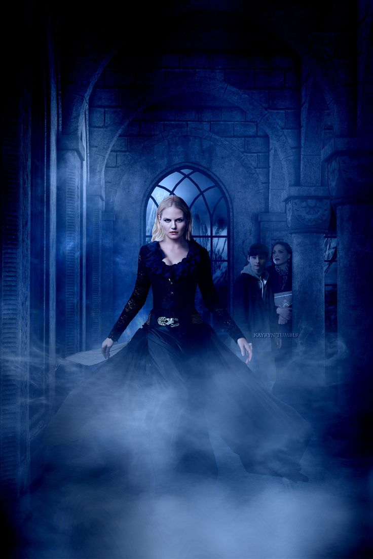 once upon a time ♥  Emma Swan ( Daughter of Snowing )