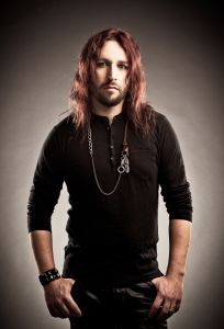 Tony Kakko | Sonata Arctica | Official Website Profile Picture