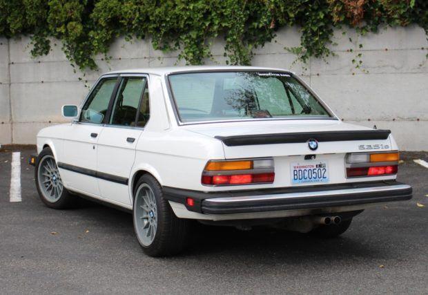 No Reserve 1988 Bmw 535is Bmwclassiccars Bmw Vintage Classic Cars Bmw Classic Cars
