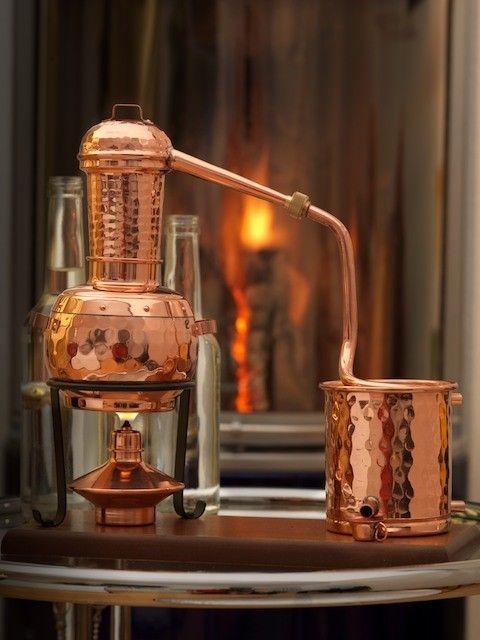 """""""CopperGarden®"""" Destillieranlage 0,5L Arabia"""