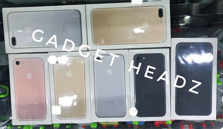 Brand New iPhone 7 Matte Black 32GB - P27,000 Brand New iPhone 7 Rose Gold 32GB - P27,000 Brand New iPhone 7 Gold 32GB - P27,000 Brand New iPhone 7 Silver 32GB - P27,000 Brand New iPhone 7 Plus 32GB Matte Black - P33,000 Brand New iPhone 7 Plus 32GB Gold - P33,000 Brand New iPhone 7 Plus 32GB Silver - P33,000  All Open Via GPP LTE All Brand New Still Sealed in box  Free case Free LTE sim   100% no problems or defects,   5days Replacement / Money-back guarantee!   1 month service warranty…
