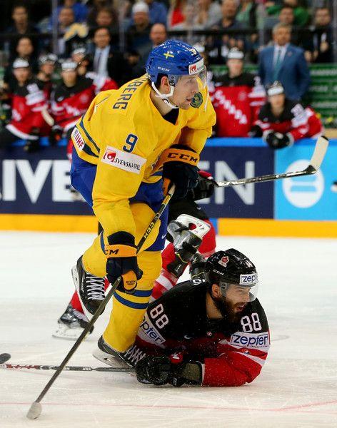 Filip Forsberg Photos - Sweden v Canada- 2015 IIHF Ice Hockey World Championship - Zimbio