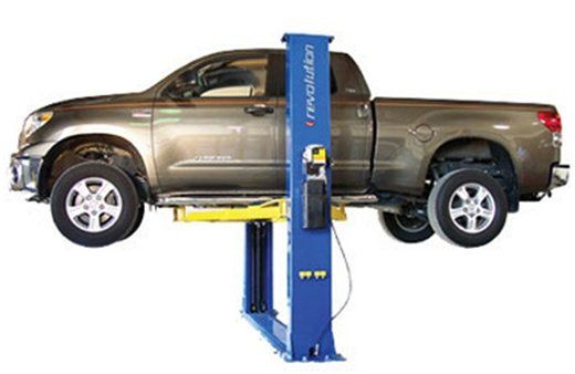 Two post lift, Revolution 9,000 lb. Capacity. 82