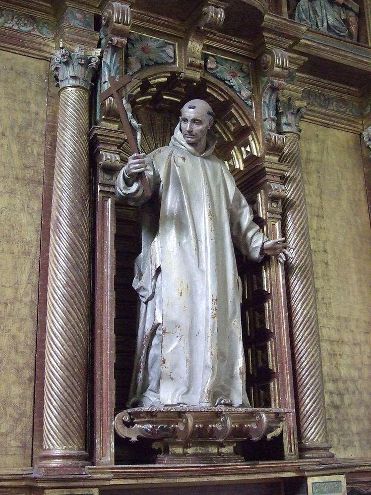 San Bruno - Manuel Pereira - Cartuja de Moraflores (Burgos)