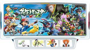 pokemon the seires xy&z poster