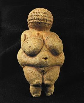 Vénus de Willendorf, about 28,000 and 25,000