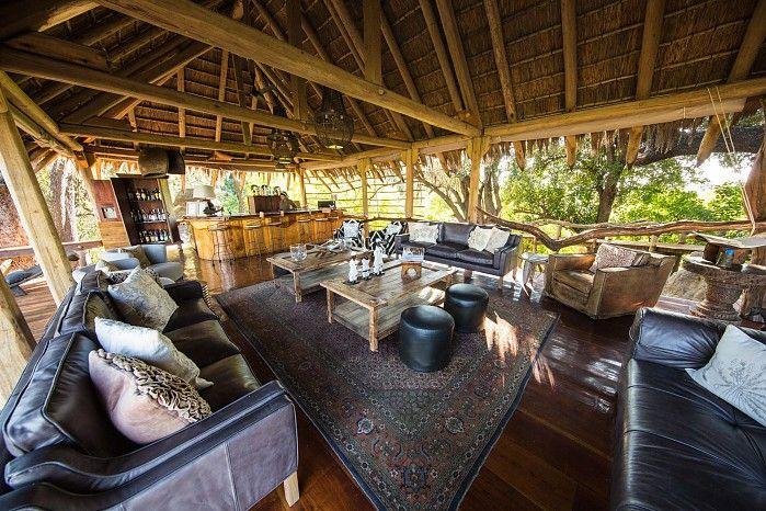 Beautiful new soft furnishings and updated lighting spruce up Jao Camp #Okavango #safari