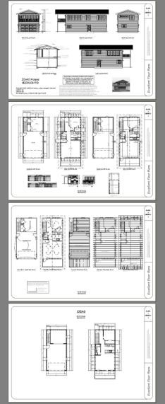 42 best garages w living qtrs images on Pinterest House blueprints - new blueprint for 3 car garage