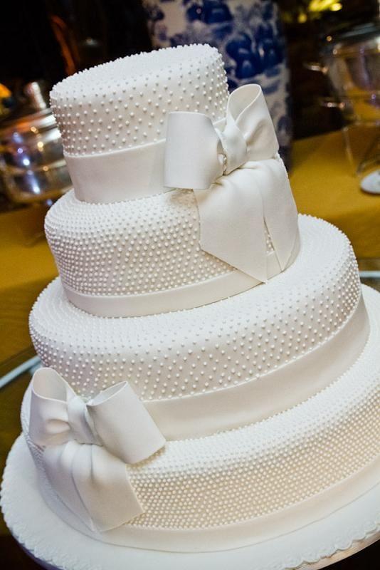 Bolo para casamento!