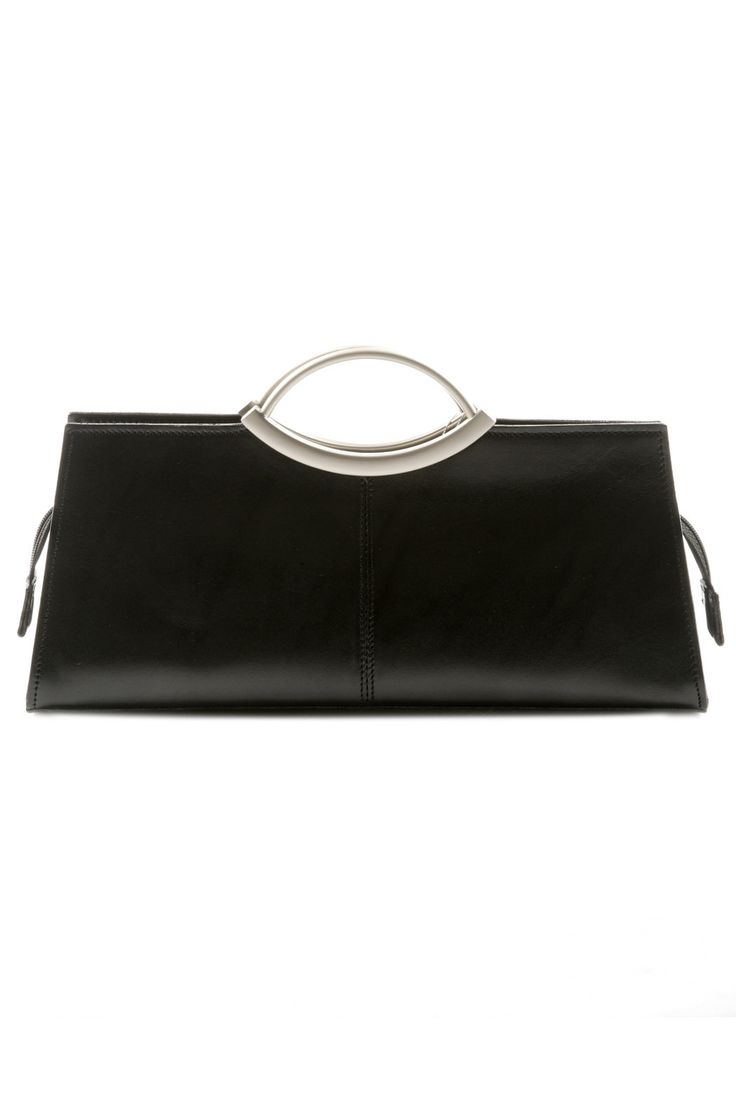 VIDA Leather Statement Clutch - Olla LC 2 by VIDA CZtKbKzvR