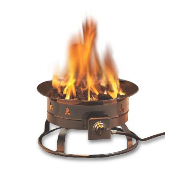 Best 25+ Portable propane fire pit ideas on Pinterest