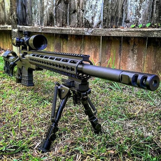AB Arms Mod-X Modular Stock System for the Remington 700 SPS Short Action Rifle. Primary Arms 4-14x44 FFP Scope, Harris Bipod and Timney 517 Trigger. How sweet it is!