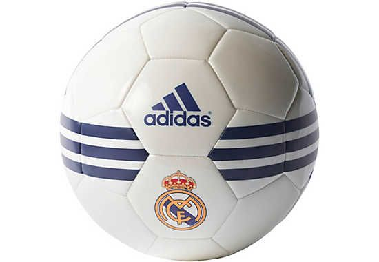 Get the adidas Real Madrid Supporter Ball from SoccerPro right now!