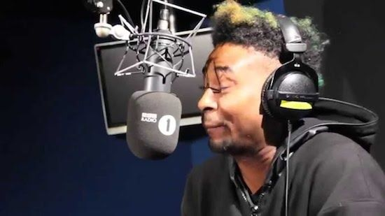 Video: Danny Brown – Charlie Sloth Freestyle