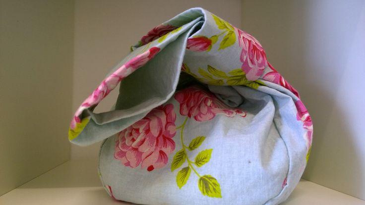 Pupuna's shoulder bag. jokiå design, Porvoo, Finland.