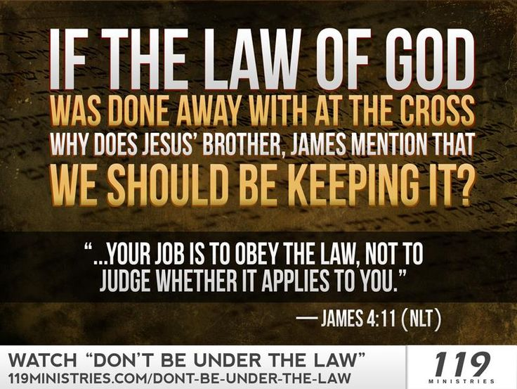 Jeremiah says in the 31st chapter that the Law will be written on their hearts and minds,not done away with .