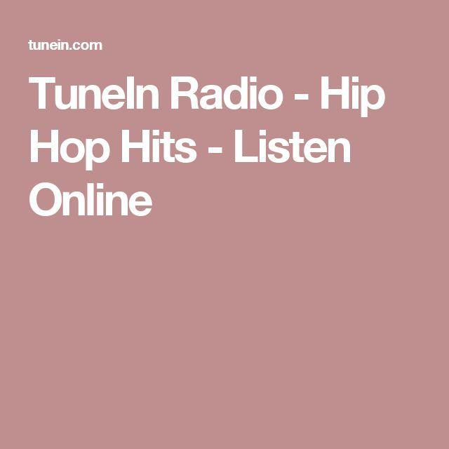 TuneIn Radio - Hip Hop Hits - Listen Online