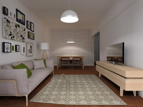 156 best casas remodeladas antes depois images on pinterest - Casas escandinavas ...