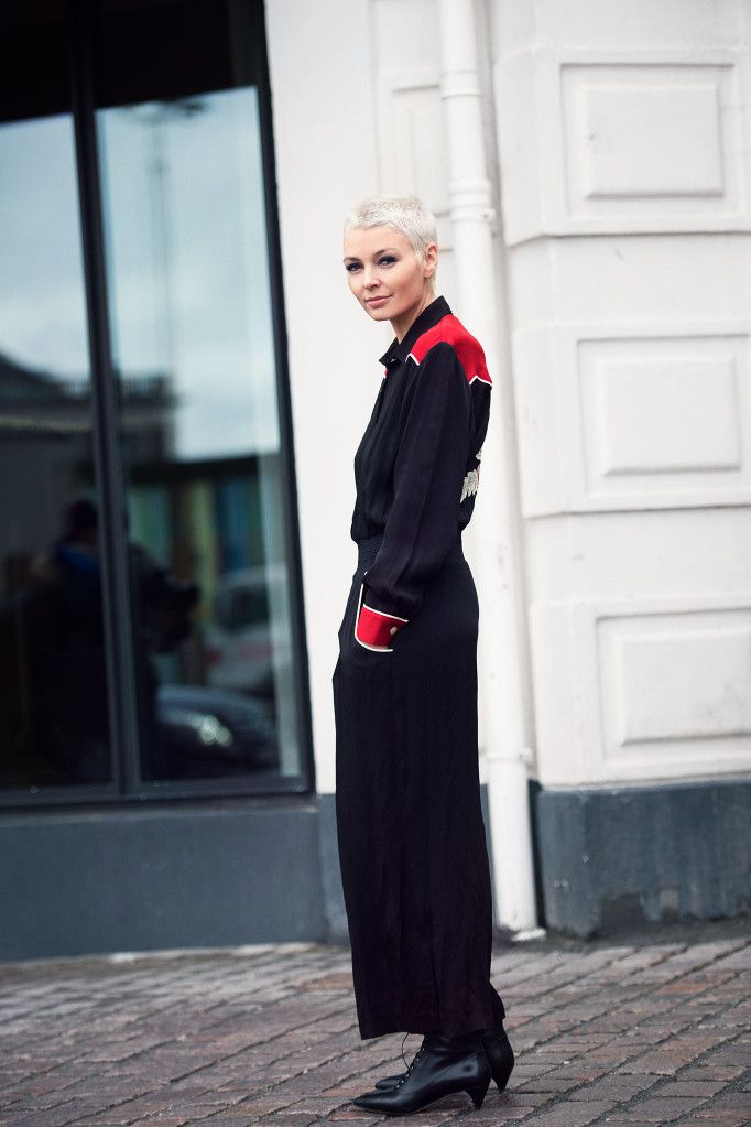 Marie Murstad - Stylist, Style Blogger and Out and About Marie, Copenhagen Fashion Week Fall/Winter 2015, CPHFW - Wearing: Vintage, Céline, Miu Miu