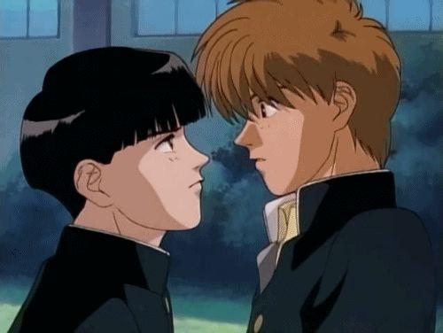 90s, anime, and gif image | Boys | Anime, Aesthetic anime ...