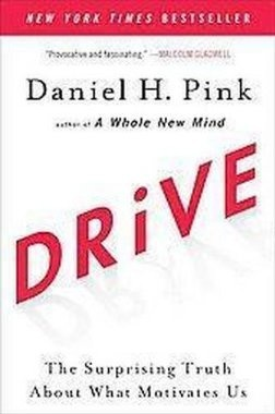 daniel pink... Almost finished