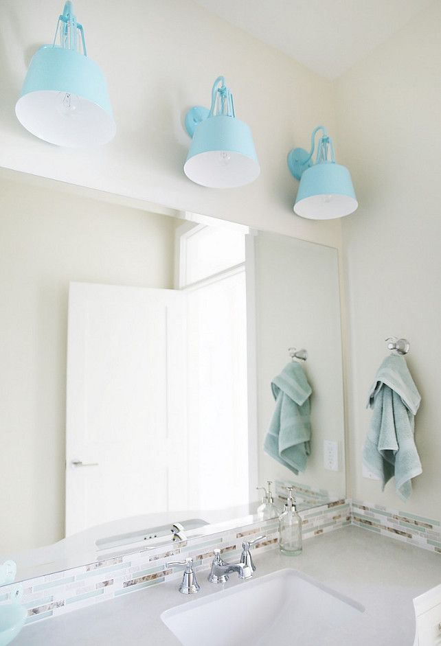 23 best images about beach themed bathroom on pinterest for Brown and turquoise bathroom ideas