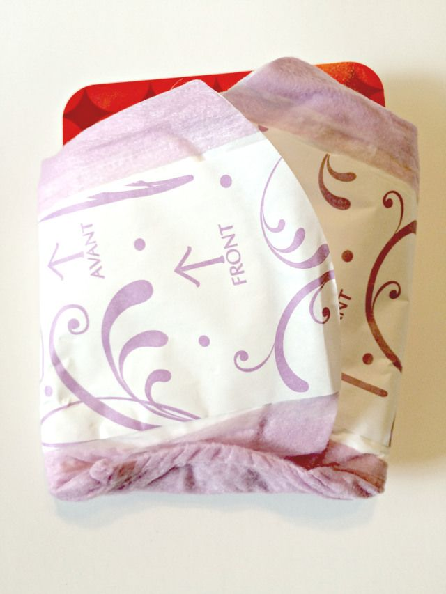 DIY Poise Recycle Your Period Pad Money Hider (And get a free sample from Poise!) https://ooh.li/fe87da7 #RecycleYourPeriodPad