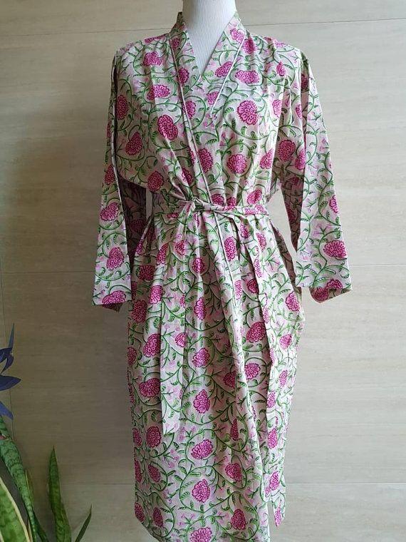 Check out this item in my Etsy shop https://www.etsy.com/au/listing/586568454/cotton-robe-kimono-wedding-bridesmaid