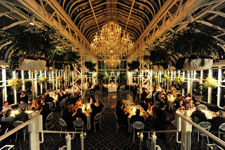 The Madison Hotel - Weddings & Events. This is also a hotel that offers restaurants, bars, and a breakfast for the morning after. Depending on your how many people, reception can be in this conservatory.